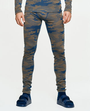 Camo Merino Wool Pants, , hi-res