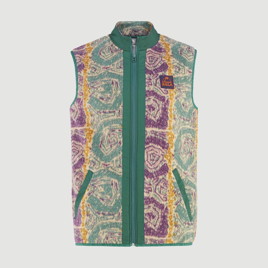 Legacy Fleece vest, , hi-res